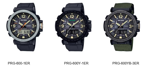 0a0cdfb90 Casio uvedlo na trh hodinky PRO TREK ve stylu inspirovaném safari ...